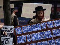 ABD'de Yahudiler askerlik için ayaklandı