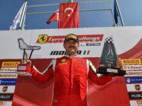 İtalya, Monza'nın En Hızlısı Galip Atar