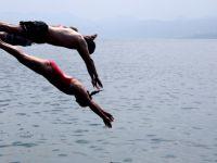 Yüzerken hastalık kapmayın