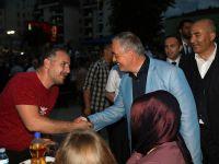 Eyüp Belediyesi'nden Makedonya Gostivar'da iftar etkinliği