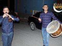 Sivas'in gözde davulcuları Rahman Uyanık ve Sefa Arpa
