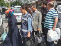 Samsun'da FETÖ/PDY'den 1'i Doktor 6 Kişi Tutuklandı