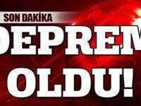 Son Dakika : Antalya'da Deprem : Detaylar geldi