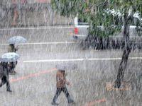 Meteoroloji'den Sağanak ve Kuvvetli Yağış Uyarısı!