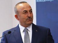 Çavuşoğlu Makedonya'dan Arap Ülkelerine Seslendi!