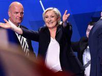 Le Pen ilk kez Fransa meclisine girmeyi başardı!