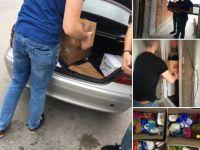 TDP Gostivar Gençlik Kolları Ramazan kumanyası dağıttı