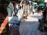 Makedonya'nın vazgeçilmezi eski Üsküp Çarşısı