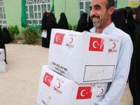 En çok İnsanı Yardım yapan ikinci ülke Türkiye