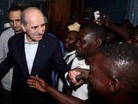 Kongolu Müslümanlara Numan Kurtulmuş'tan Ziyaret