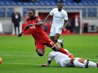 Süper Lig'in Eski Yıldızı Chibuike Samsun'a Geliyor