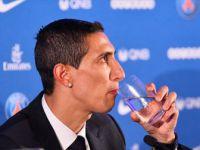 Arjantinli Futbolcu Angel Di Maria'ya Para ve Hapis Cezası