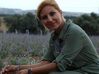 Yeliz Tok lavanta sevgisiyle harikalar yarattı
