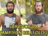 Survivor 2017 Şampiyon kim oldu?