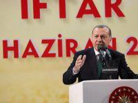 Erdoğan'dan CHP'li Özel'e İspatlamazsan Namustan yoksunsun