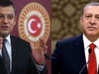 Cumhurbaşkanı Erdoğan'dan Özgür Özel'e dava şoku!
