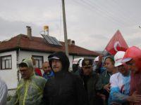 CHP Lideri Adalet yürüyüşünde bunu beklemiyordu!