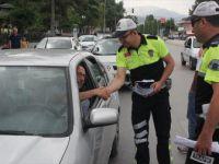 Bayramda 70 Bin Trafik Polisi Gece Gündüz Görev Yapacak