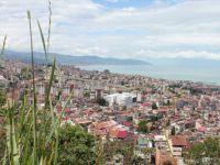 Trabzon böyle turist akını görmedi