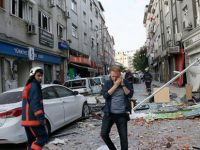 İstanbul Bakırköy'de korkutan patlama