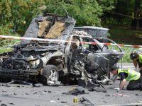 Ukrayna'nın Başkenti Kiev'de bombalı terör saldırısı!