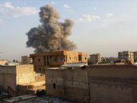 Suriye'de Deaş'a Yönelik Saldırıda 50 Sivil Öldü