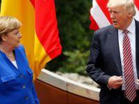 Almanya Başbakanı Merkel'den Trump'a Eleştiri