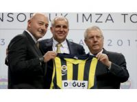 Doğuş Grubu Basketbolda Fenerbahçe'ye Sponsor Oldu