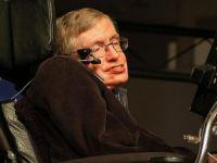 Hawking'den şaşırtan Trump Açıklaması