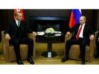 Erdoğan İle Putin Türkakım Ve Akkuyu Projelerini Görüşecek