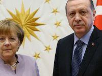Erdoğan İle Almanya Başbakanı Merkel Görüşecek