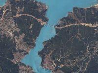 Türkiye'nin Yerli Uydusu Rasat İstanbul'u Görüntüledi