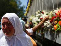 11 Temmuz'da Defnedilecek Cenazeler Srebrenitsa'ya Uğurlandı