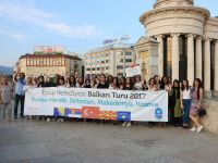 Eyüp Belediyesi, Başarılı Öğrencileri Balkan Turuna Götürdü