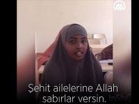 Somalili Öğrencilerden 15 Temmuz Mesajı