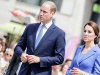 İngiliz Prensden Almanya'ya ilk gezi