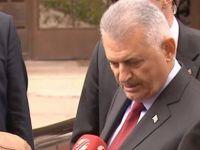Başbakan Yıldırım'dan Kıbrıs'da Rumlar'a sert mesaj!