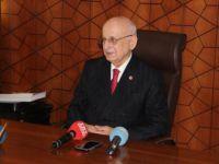 Meclis Başkanı İsmail Kahraman Telefonları Karıştırdı