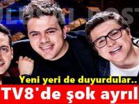 3 Adam TV8'e veda etti! Yeni projeyi de duyurdular