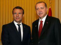 Erdoğan Ve Macron Mescid-i Aksa'ya Yönelik İhlalleri Görüştü