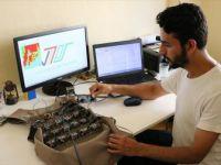 Ali Başpınar Görme Engellilerin 'Gözü' Olacak Yelek Tasarladı
