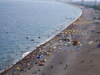 Antalya Sahillerini Görmeye her yıl Milyonlar Geliyor