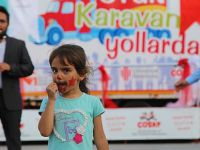 Diyarbakırlı Çocuklar 'Oyun Karavanı Projesi' İle Buluştu