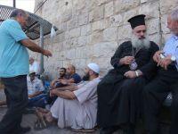Kudüs'teki Kiliseler Mescid-i Aksa'yla Dayanışma İçerisinde