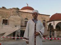 Alioğlu: Türkiye'den Caminin Tamiri İçin Yardım Bekliyoruz