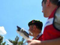 Türkiye'den Yasa Dışı Geçişlere 'Drone'lu Önlem