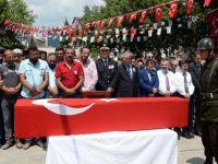 Şehit Astsubay Yakup Akdağ Son Yolculuğuna Uğurlandı