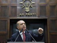 İsrail'in Mescid'i Aksa planını Erdoğan açıkladı