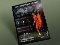 Medipol Başakşehir Şampiyonlar Ligi 3. Ön Eleme Turu İlk Karşılaşmasına Çıkacak