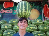 Yağış Diyarbakır Karpuzunda Rekolteyi Artırdı